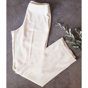 {Badgley Mischka} High Waist Trouser